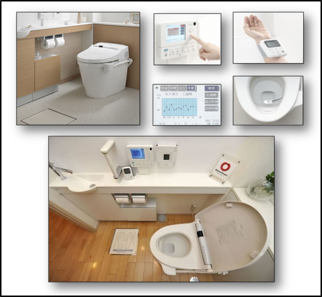Toto Intelligence II smart toilet